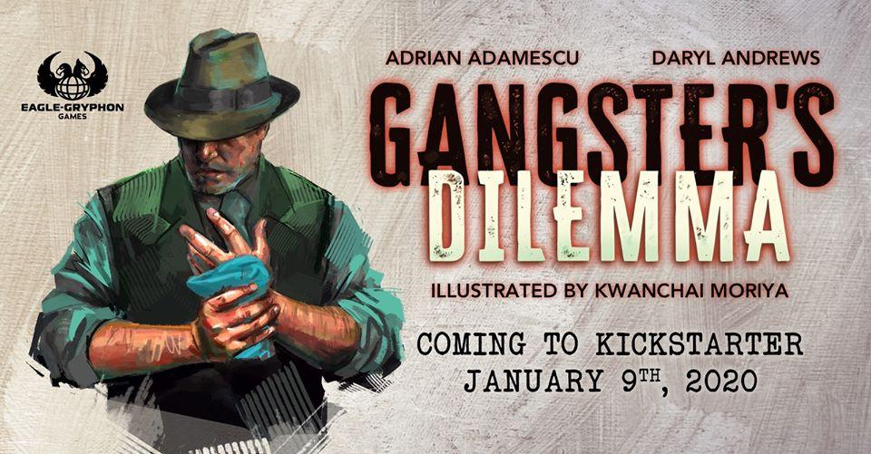 Gangster's Dilemma juego de mesa