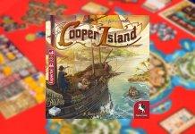 Cooper island juego de mesa