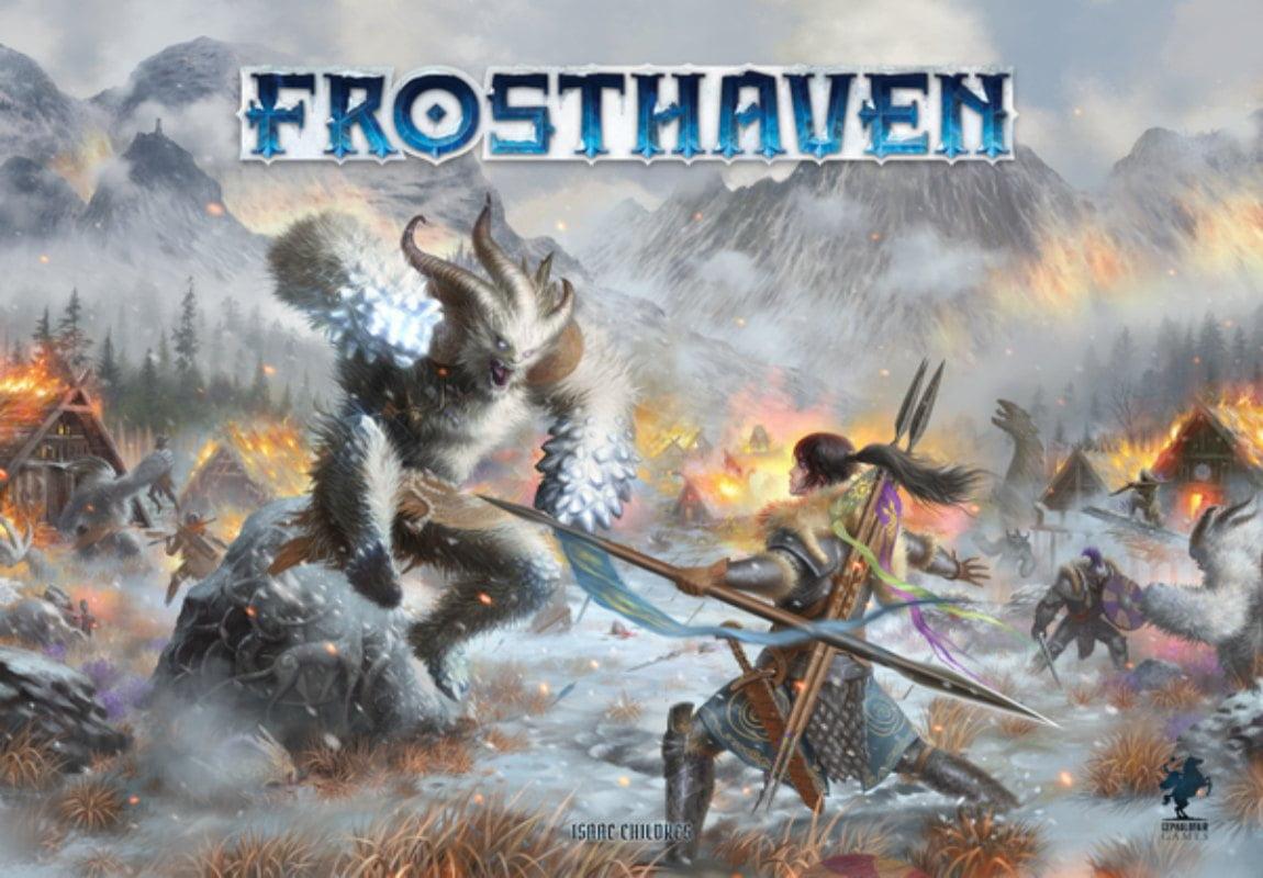 Frosthaven juegos de mesa