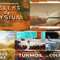 Terraforming Mars, ordenamos sus expansiones de peor a mejor