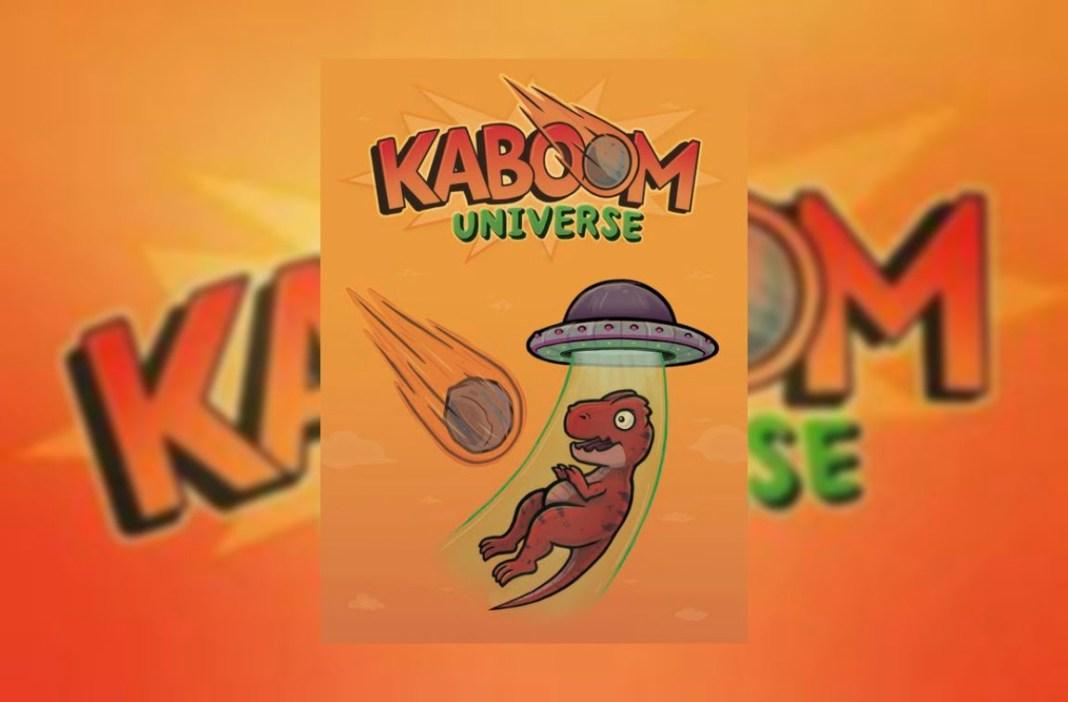 Kaboom Universe juego de mesa