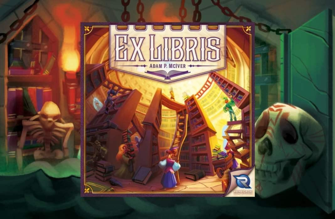Ex Libris juego de mesa