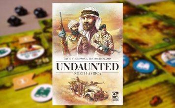 undaunted north africa juego de mesa