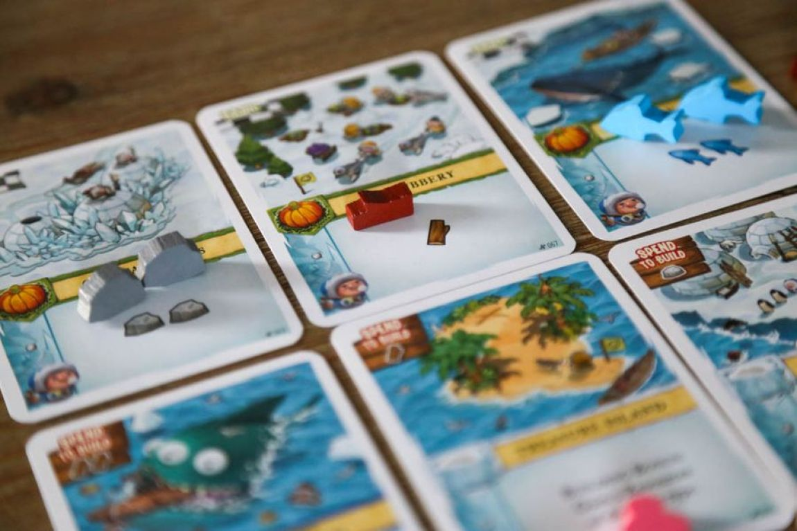 Imperios del norte juego de mesa