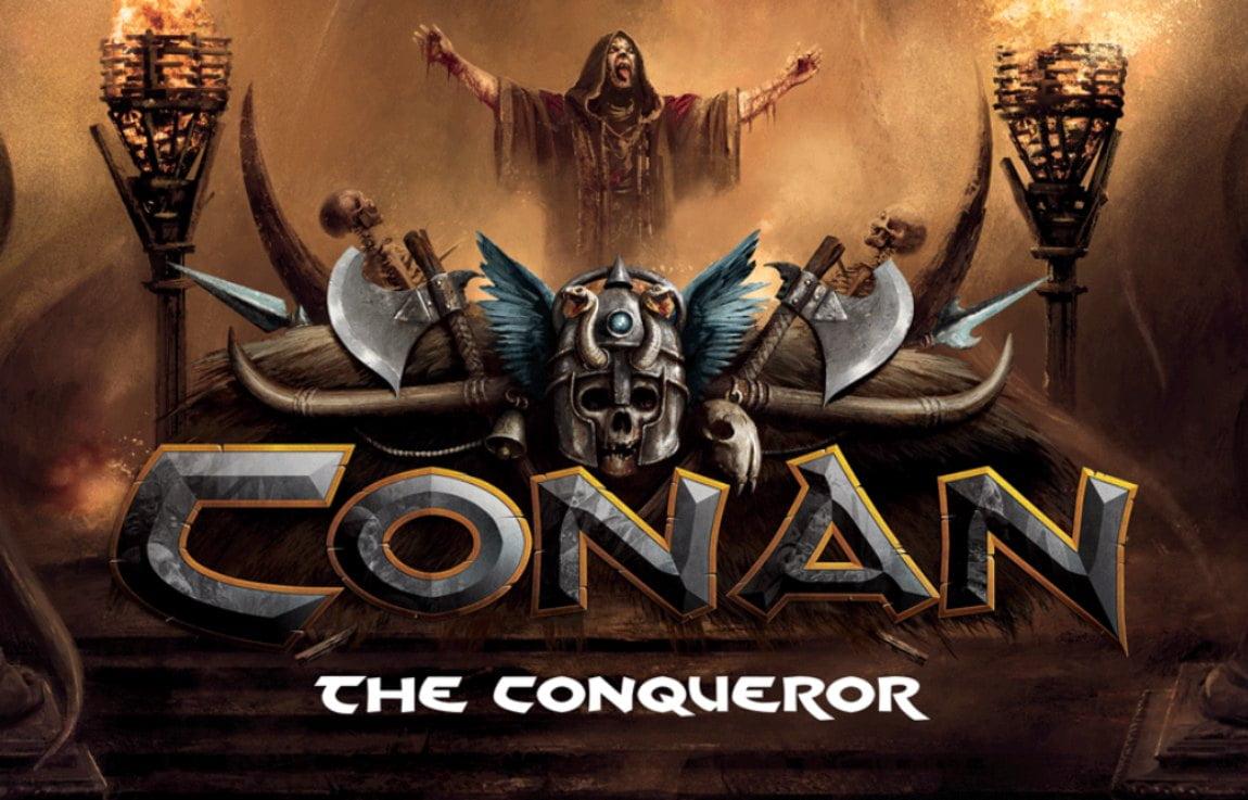 Conan juego de mesa
