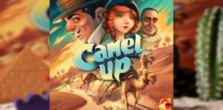 Camel Up juego de mesa
