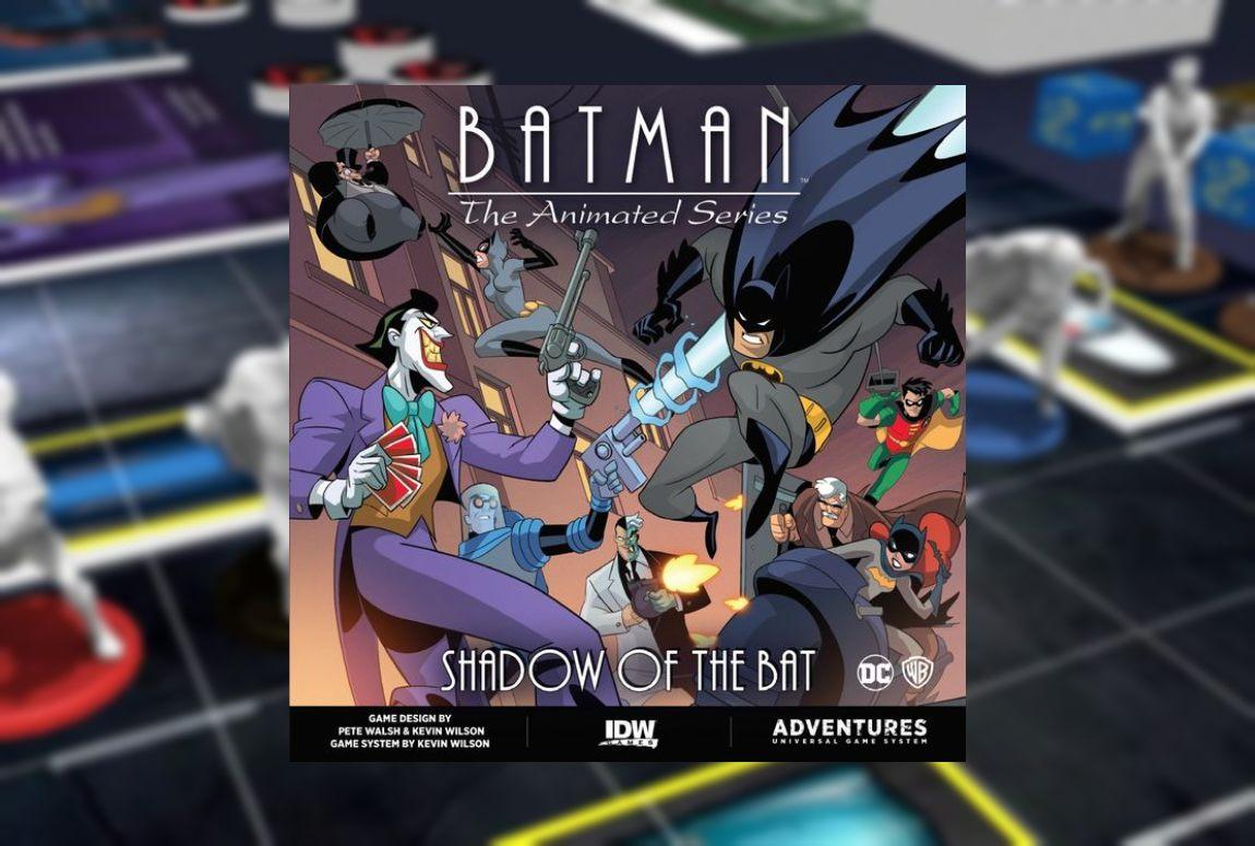 Batman The Animated Series Adventures
