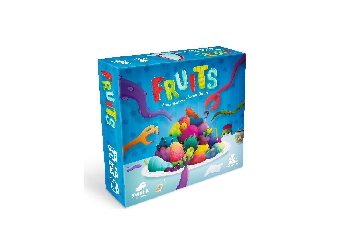Fruits juego de mesa