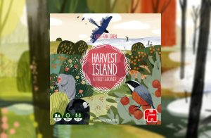 Harvest Island, reseña by David