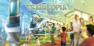 Traintopia juego de mesa