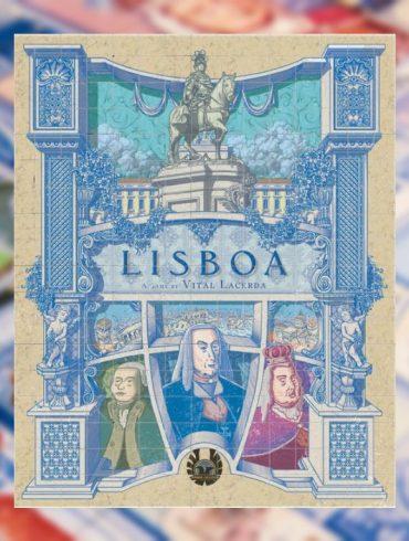 Lisboa juego de mesa