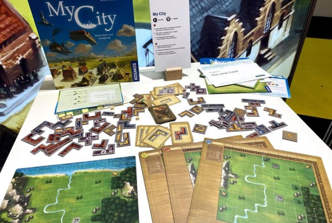 My City juego de mesa