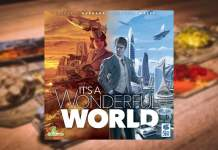 It's a Wonderful World juego de mesa