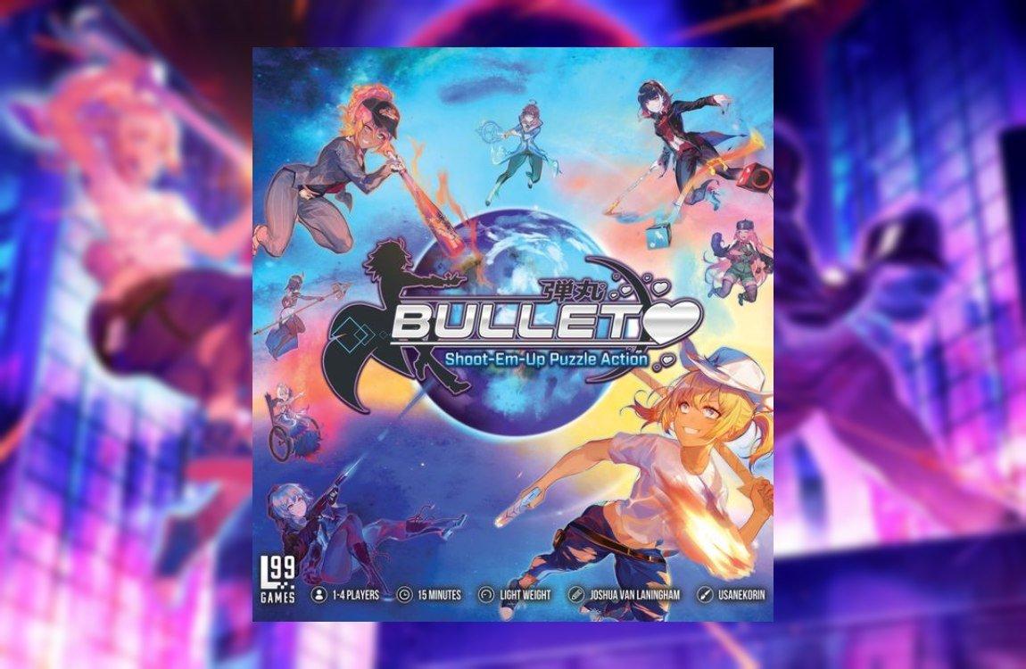 Bullet juego de mesa