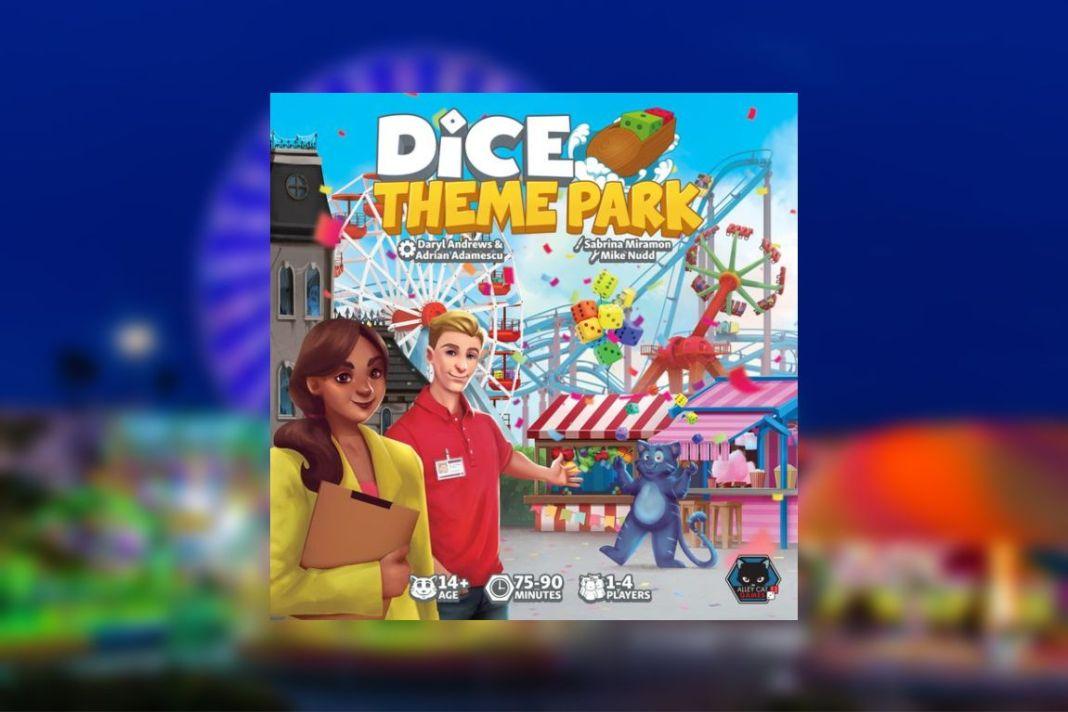Dice Theme Park juego de mesa