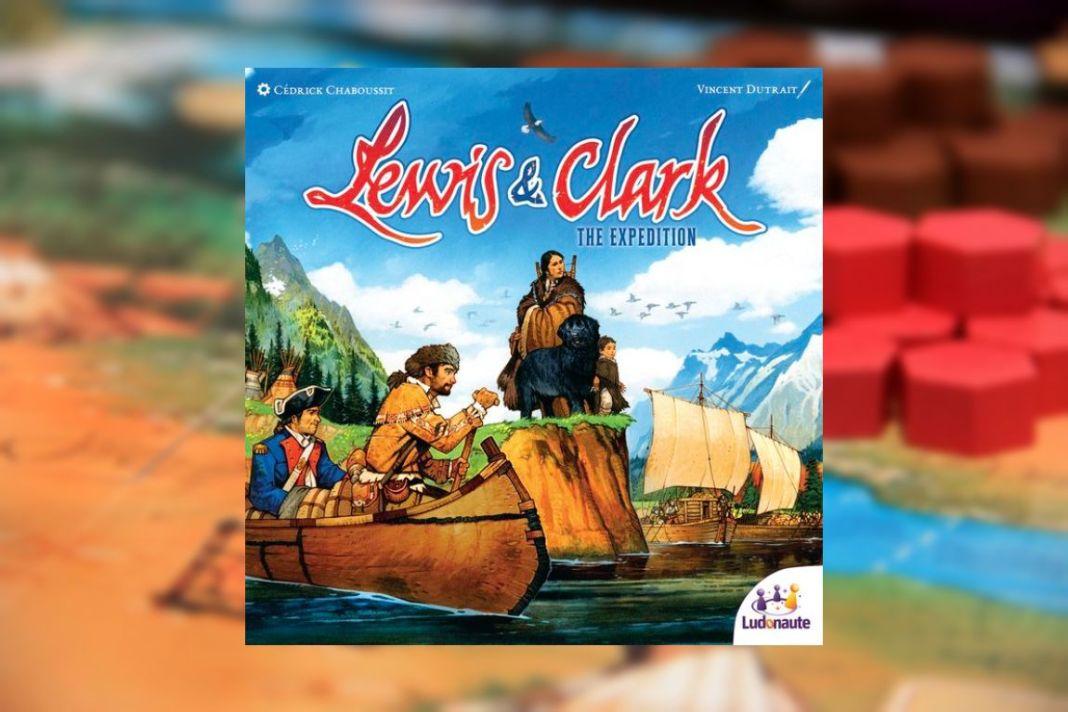 Lewis & Clark juego de mesa