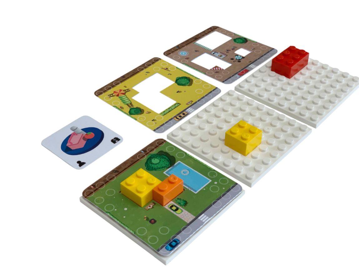 City Blox juego de mesa