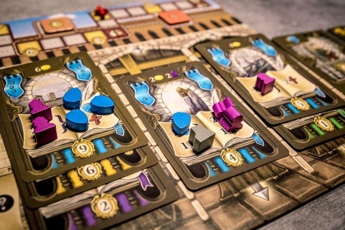 Maestros del Renacimiento juego de mesa