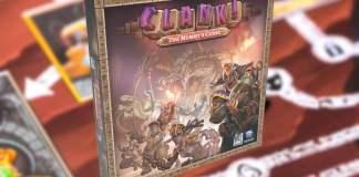 Clank La Maldición de la Momia juego de mesa
