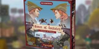 Robin de Locksley juego de mesa