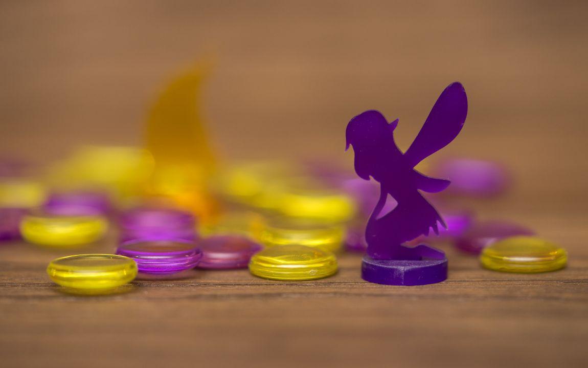 Fairy Trails juego de mesa