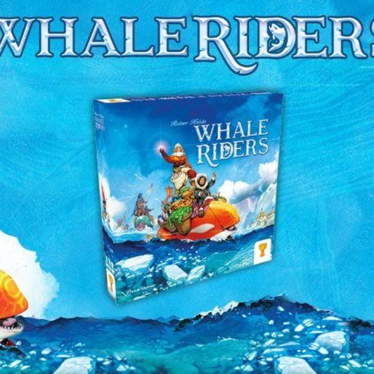 Whale Riders juego de mesa