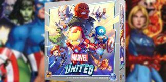 Marvel United Juego de mesa