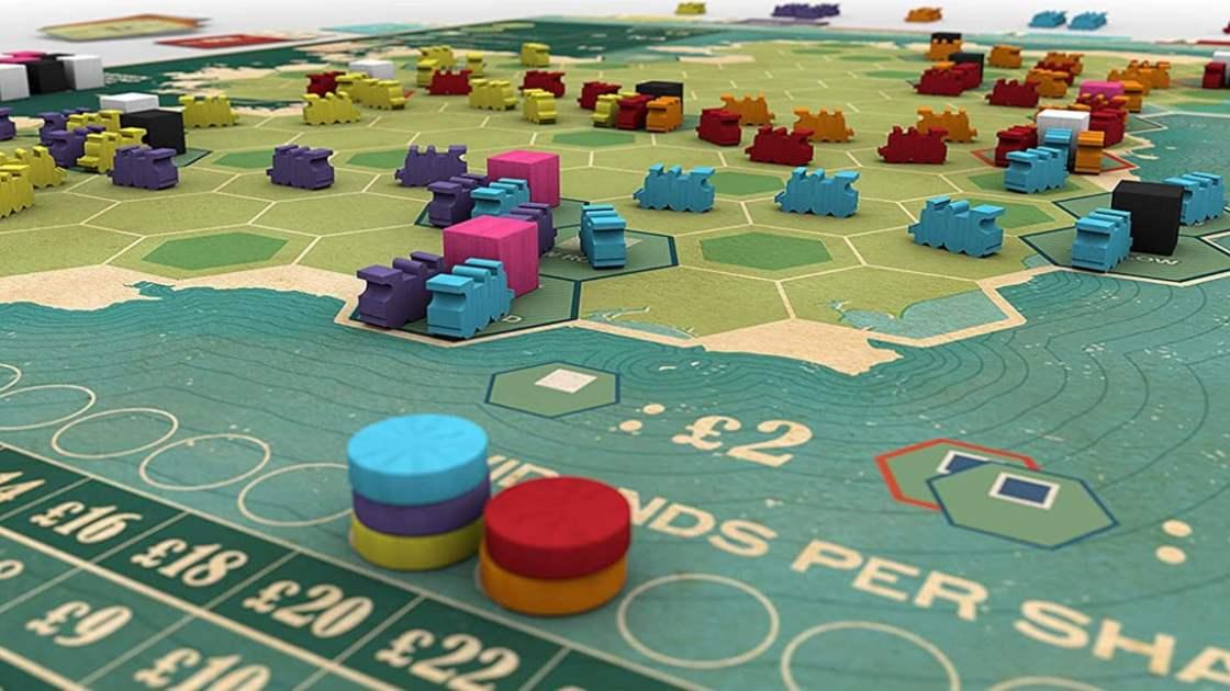 Iberian Gauge juego de mesa