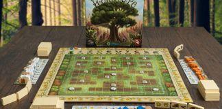 Renature juego de mesa