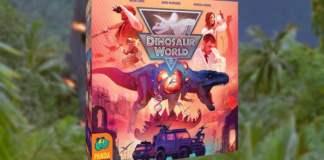 Dinosaur world juego de mesa