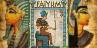 Faiyum juego de mesa