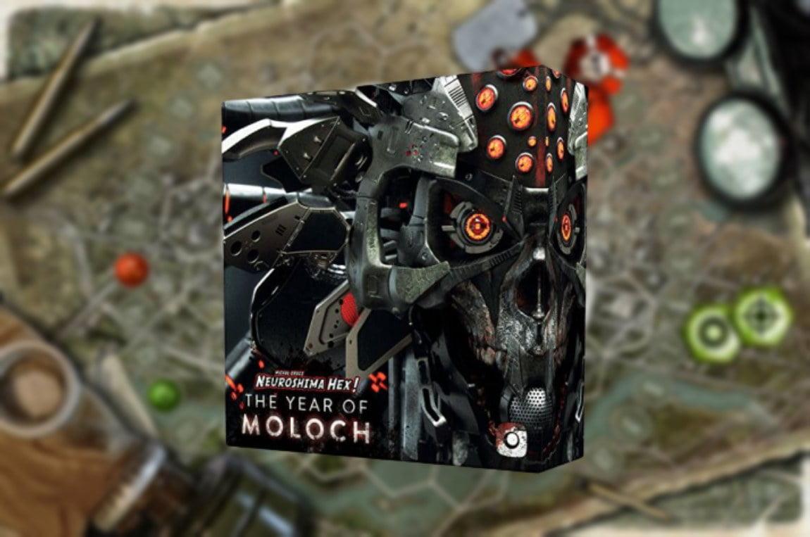 Neuroshima Hex 3.0: Year of Moloch Edition