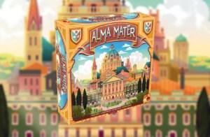 Alma Mater, reseña by David