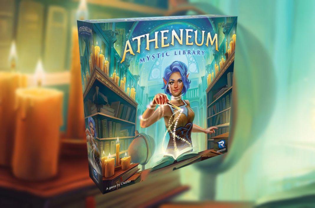 Atheneum juego de mesa