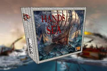 Hands in the sea juego de mesa