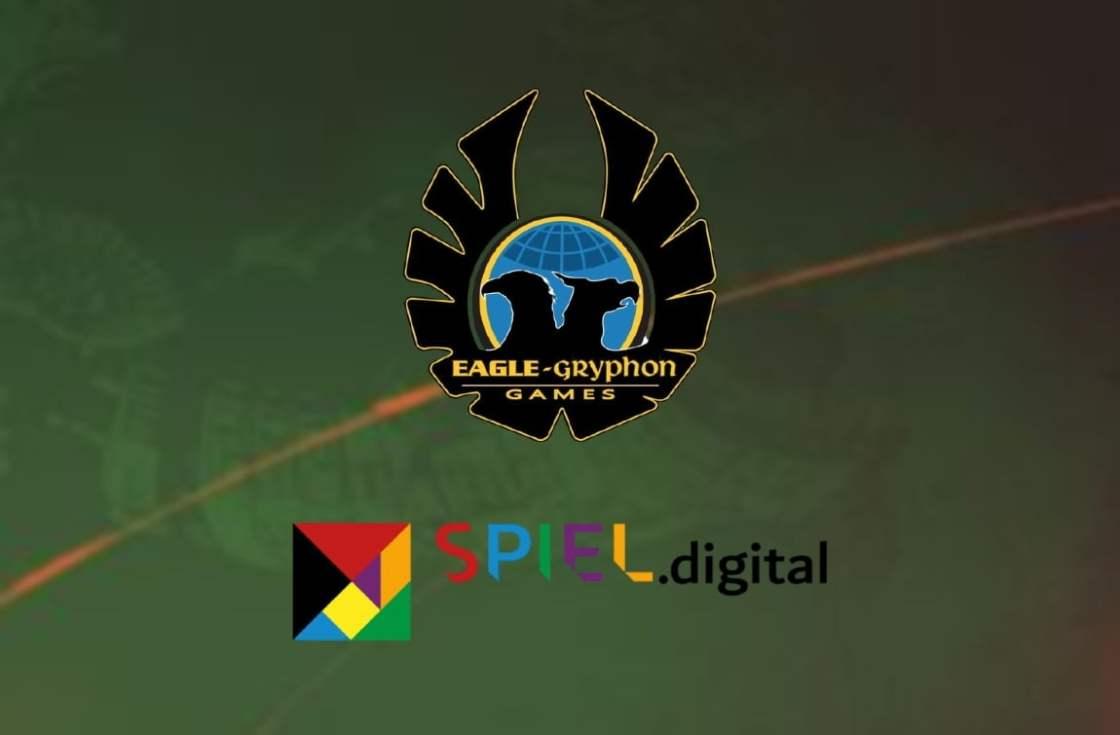 Eagle Gryphon Games juego de mesa