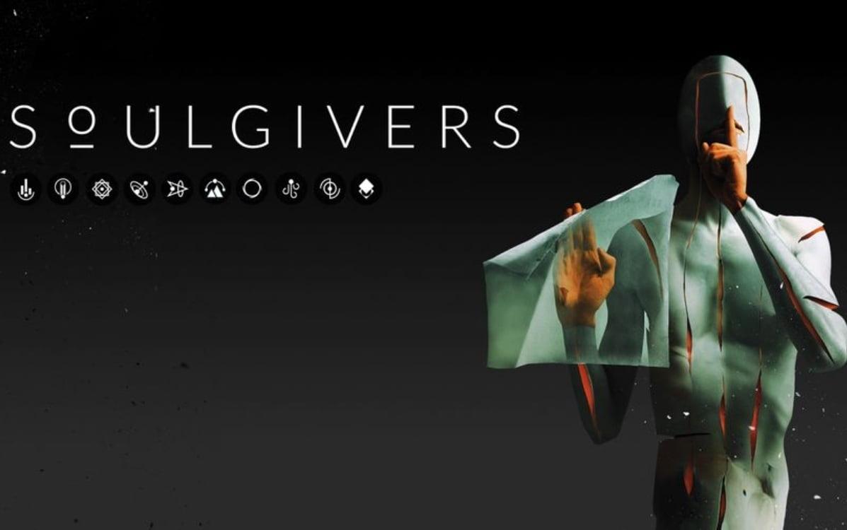 Soulgivers juego de mesa