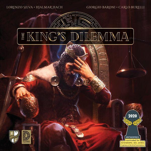 El dilema del rey juego de mesa
