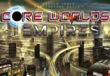 Core Worlds juego de mesa