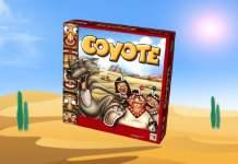Coyote juego de mesa