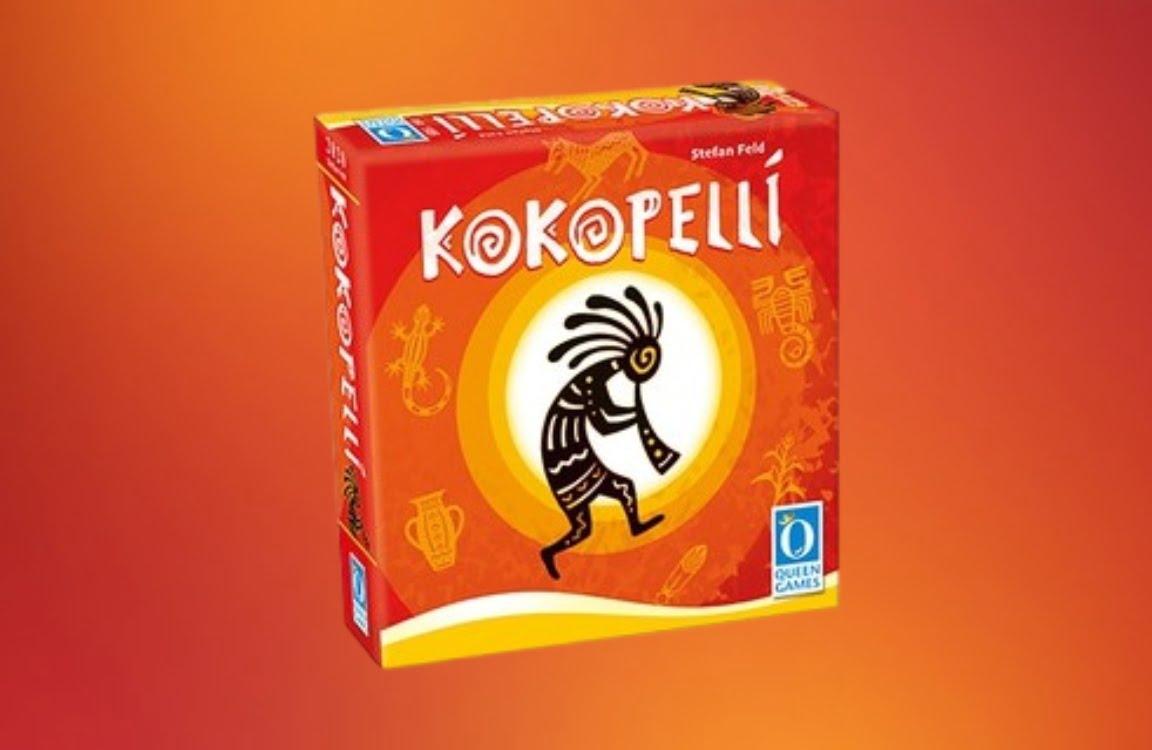 Kokopelli juego de mesa