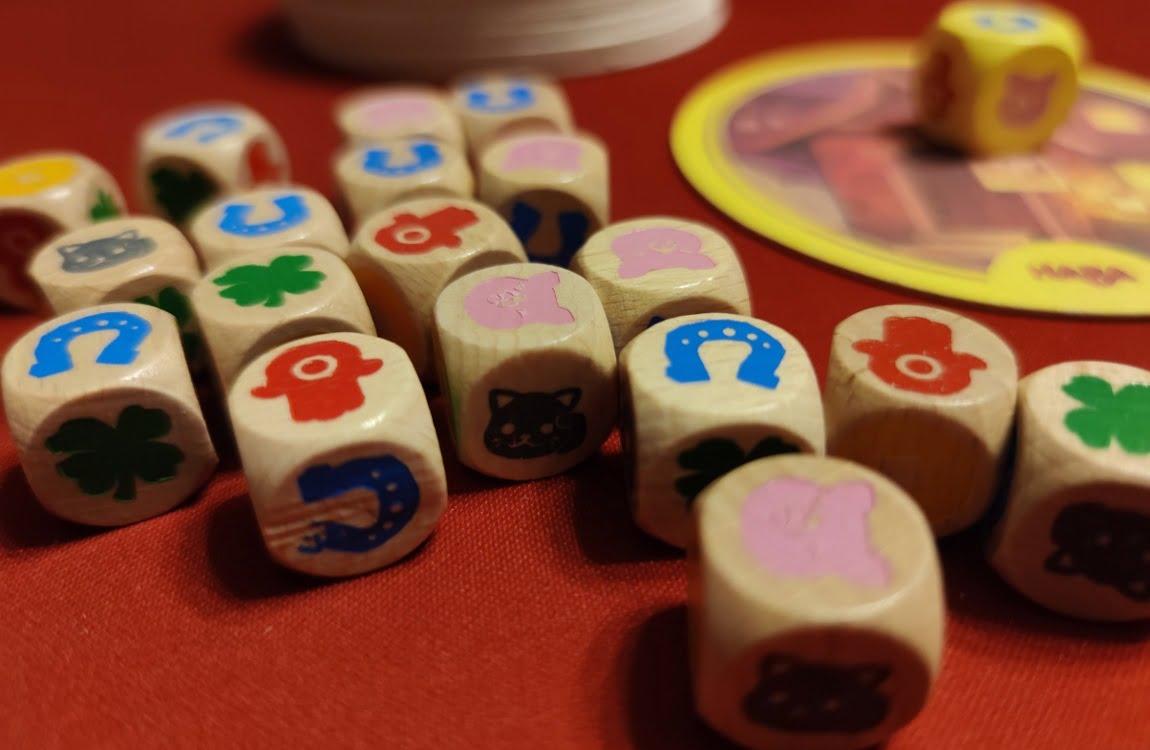Lanza y Pasa juego de mesa