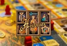 Orleans Historias juego de mesa