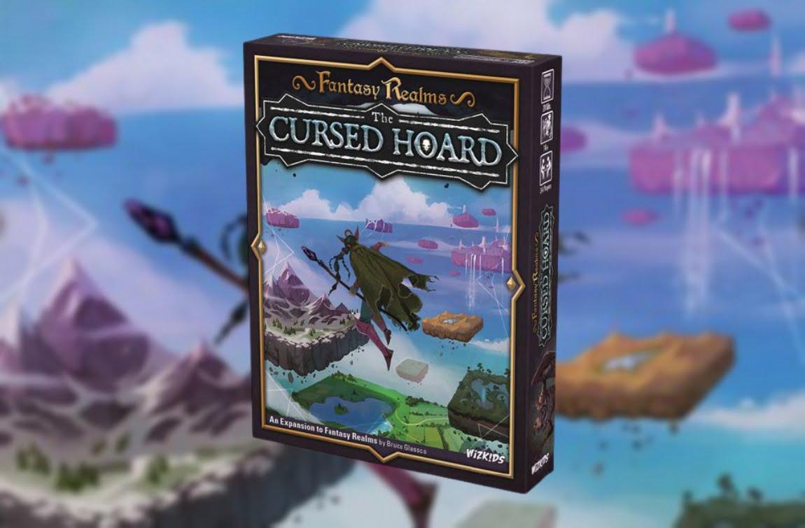 The Curse Hoard juego de mesa