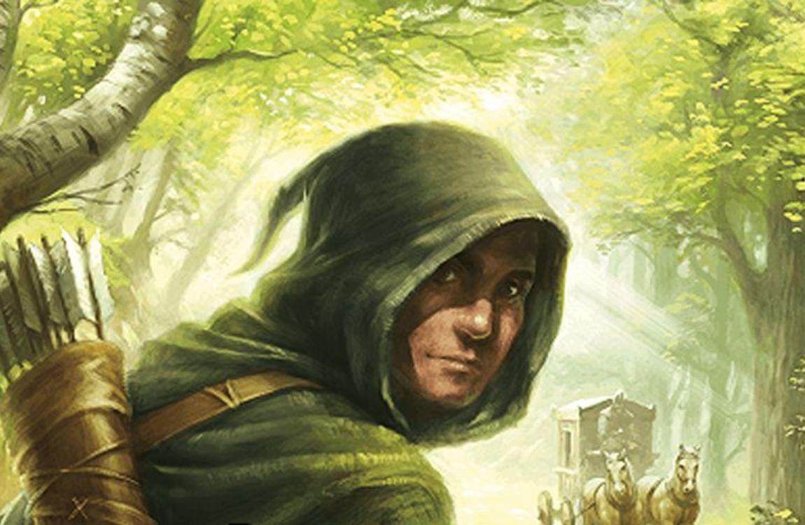 Las Aventuras de Robin Hood juego de mesa