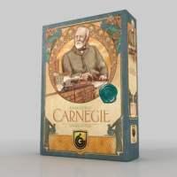 Carnegie relanza su campaña y Maldito Games confirma edición en castellano