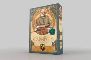 Carnegie juego de mesa