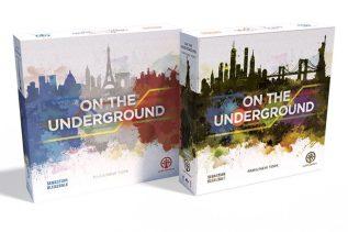 On the Underground juego de mesa