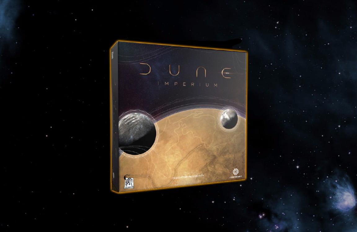 Dune Imperium juego de mesa