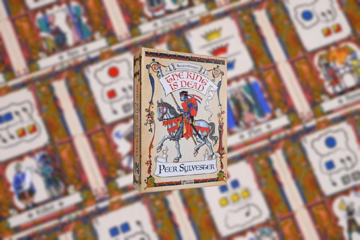 The King is Dead juego de mesar